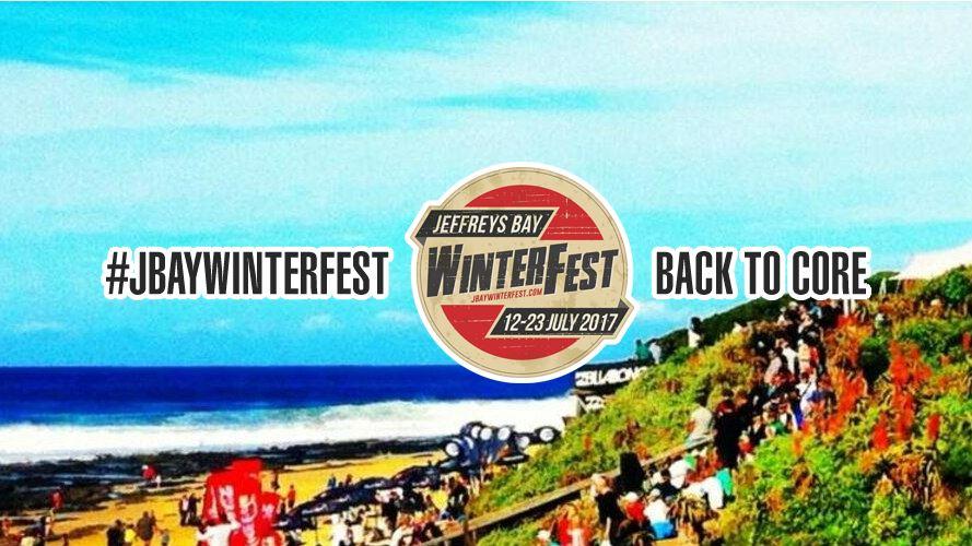 Jeffreys Bay Winter Fest 2017