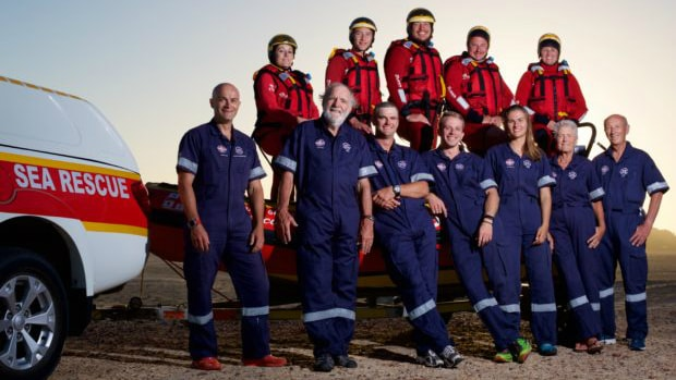 NSRI Station 37 saves a teen's life