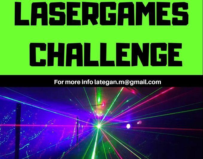 7th Heaven Children's Haven Laser Games Challenge